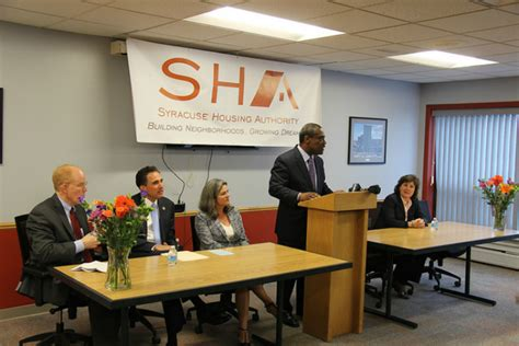 syracuse housing authority cny vision syracuse housing authority to receive federal grant for juvenile assistance program