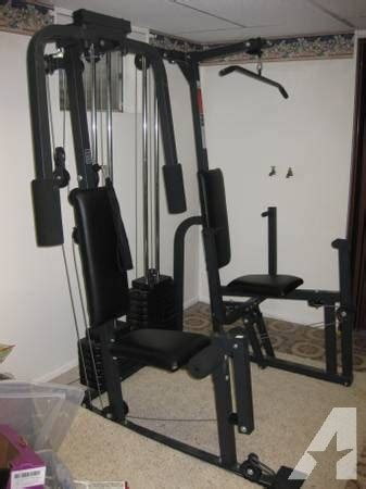 joe weider pro 9940 home weight set for sale in orem