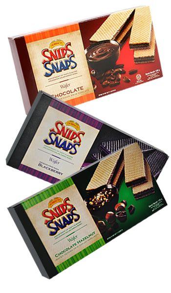 Wafer Nabati Rasa Cokelat 145gr snips snaps wafer konimex pharmaceutical laboratories