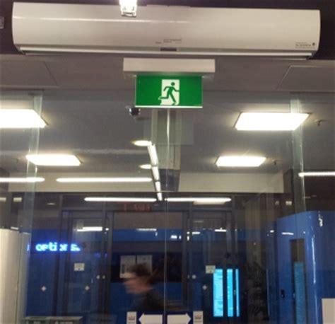 teco air curtain air curtain for doors