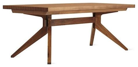 wooden dining table design within reach pdf plans