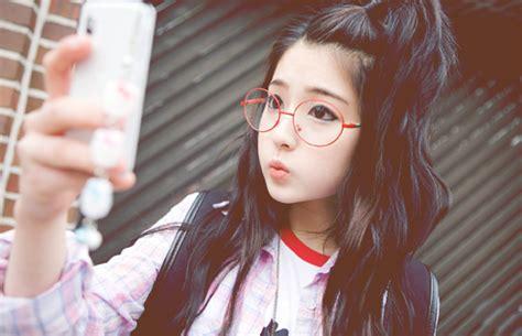 imagenes de coreanas lindas con lentes conte 250 do teen inspira 231 227 o meninas japonesas