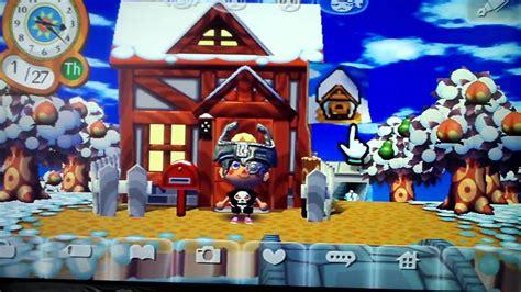 Animal Crossing City Folk Genie L by Animal Crossing City Folk House Tour