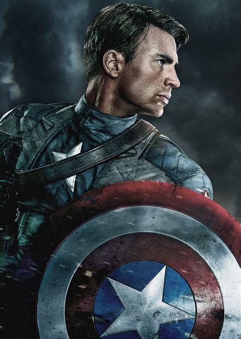 captain america wallpaper portrait andrewjcomers marvel film universe