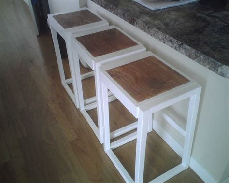building bar stools ana white beginner bar stools diy projects