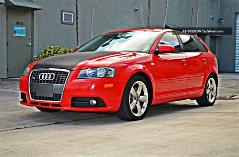Audi A3 S Line 2008 by 2008 Audi A3 S Line 2 0t Sporty Stunning Photo Us Version