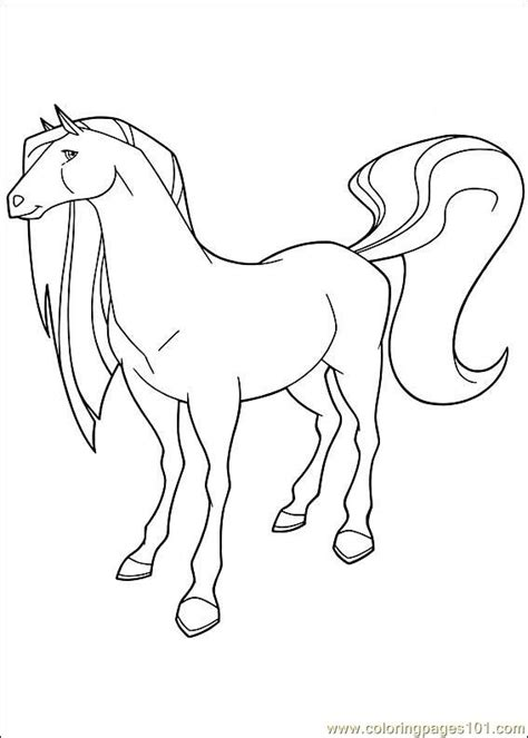 horseland coloring book pages horseland diablo coloring pages coloring pages