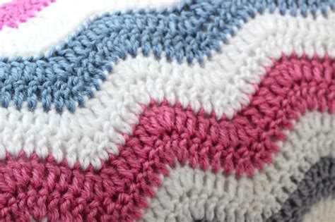 free easy ripple crochet baby blanket pattern my crochet according to matt cute and quick projects