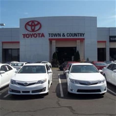 Toyota Town And Country Town And Country Toyota 24 Reviews Yelp