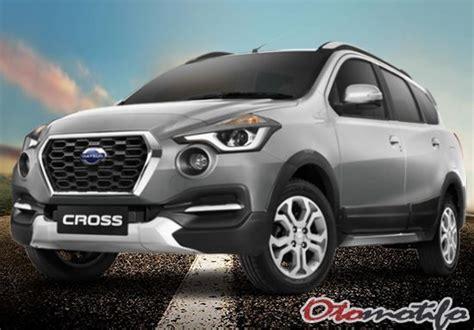 Cross Terbaru harga datsun cross 2018 spesifikasi interior gambar otomotifo