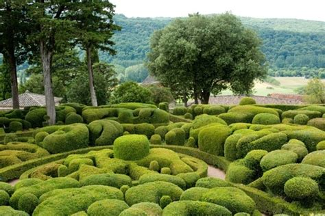 the most beautiful gardens in the world the gardens of marqueyssac one of the most beautiful