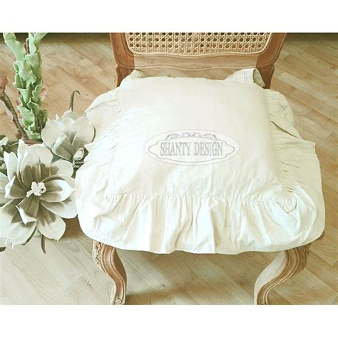 cuscini per sedie shabby chic federa cuscino sedia 1 shabby chic biancheria cucina
