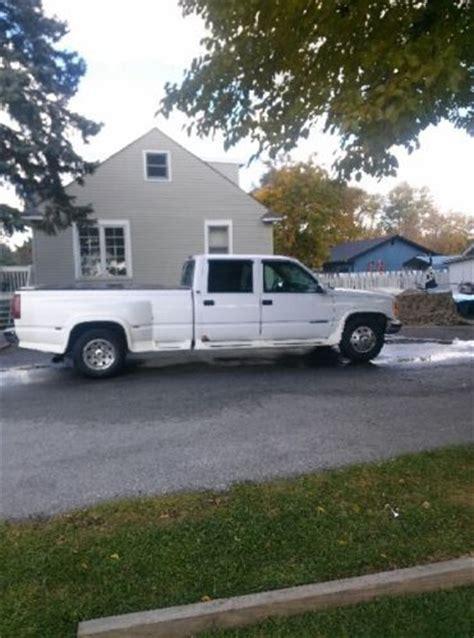buy used 1995 gmc 3500 6 5l turbo diesel dually 4x2