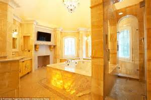 his and hers bathroom versailles style new jersey palace with 24 rooms hits the