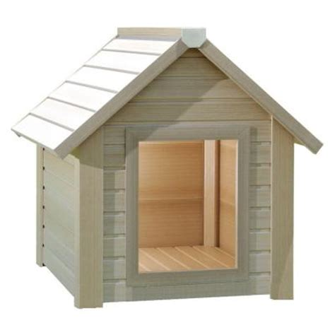 home depot dog houses new age pet eco concepts bunkhouse dog house extra large discontinued ecoh101xl the