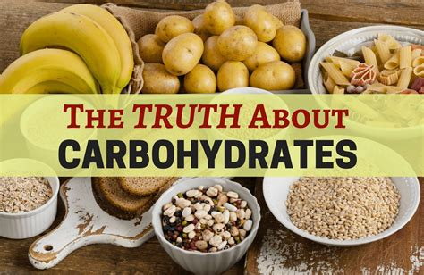 carbohydrates what foods carbohydrates rich foods food ideas