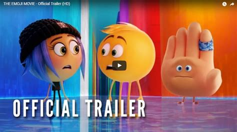 Emoji Full Movie | the first full trailer of the emoji movie is finally here
