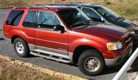 05 Ford Explorer by File 02 05 Ford Explorer Sport Jpg Wikimedia Commons