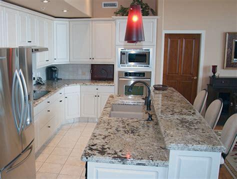 Kitchen Countertop And Backsplash Combinations Alaska White Granite