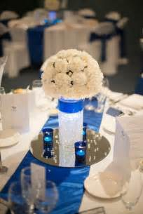 blue centerpieces royal blue centerpiece for quinceanera quince runners wedding and centre pieces