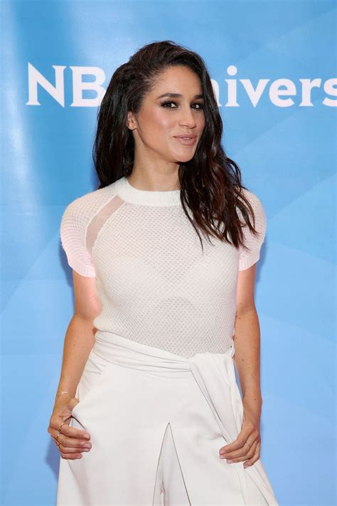 meagan markle meghan markle at nbc summer press day in new york hawtcelebs