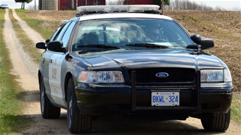 more ontario cop cars to be equipped with hi tech licence