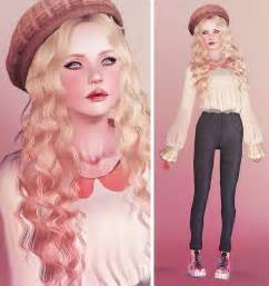 sims 3 hair custom content novie s sims stuff photo this outfit is on fleek