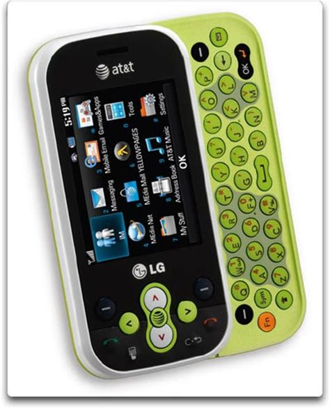 Hp Lg Neon new lg neon gt365 gsm unlocked cell phone qwerty keyboard
