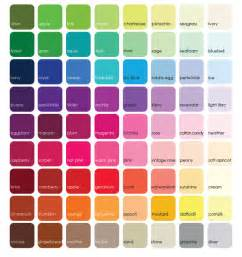 colors chart color chart summit specialtees