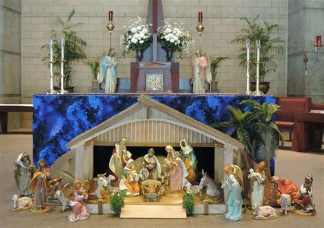 father julian s blog nativity set up