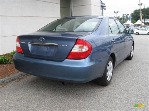 2004 blue toyota camry 2004 blue metallic toyota camry le 12518630