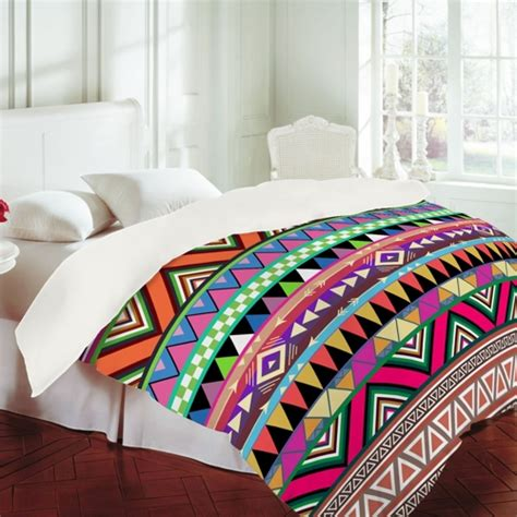Tribal Comforter by Unique Duvet Covers Cool Bedding By Deny Designs