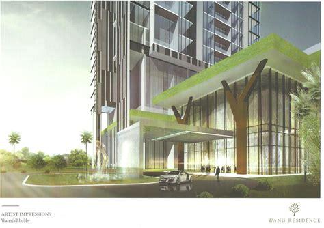 olsa design indonesia wang residence jalan panjang penthouse tower wang