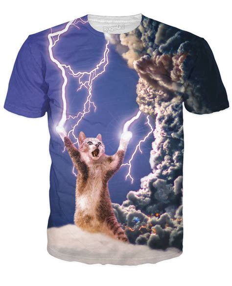 Tshirt T Shirt Kaos Cat Black thundercat t shirt