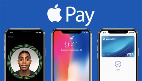 apple pay  iphone    set     stores