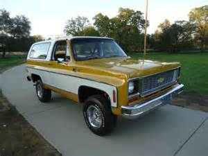 purchase used 1973 chevrolet blazer k5 4x4 clean and