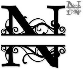 n split monogram sds n split monogram 0 99