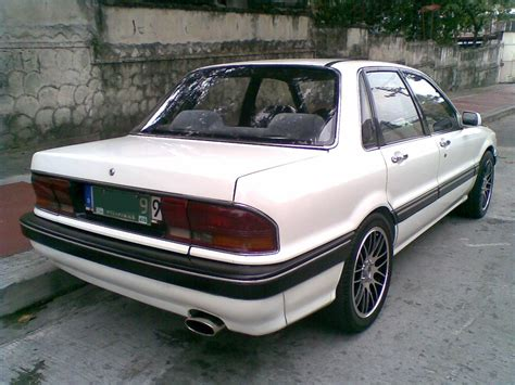 mitsubishi galant 1991 object moved