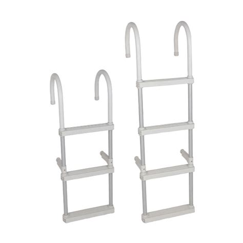 boat ladder instructions boat ladder aluminium gunwale ladders 4 steps