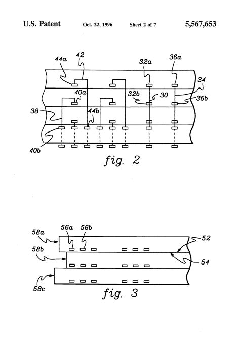 integrated circuits etching patent us5567653 process for aligning etch masks on an integrated circuit surface using