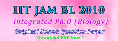 question pattern of jam 2016 iisc bl 2010 ph d entrance question paper pdf
