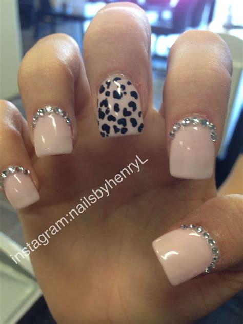 How To Design Cheetah Nails