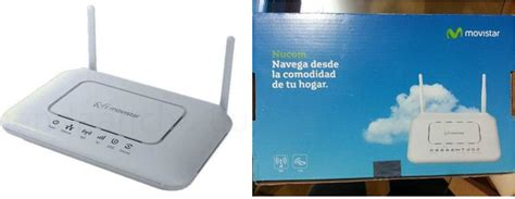 Antena Wifi Speedy repetidor de wifi movistar inalambrico modem zte