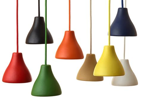 Colorful Light Fixtures Colorful Vintage Style Aluminum Pendants W131 By Wastberg