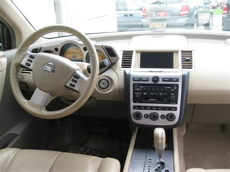 2004 Nissan Murano Interior 2004 nissan murano pictures cargurus