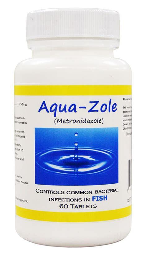 aqua zole mg   tablets