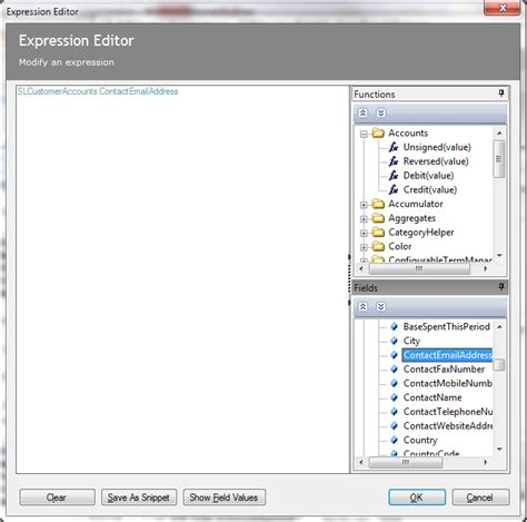 editing an invoice layout in sage set up project invoices to send via email
