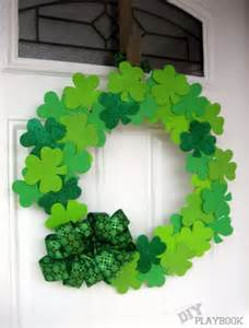Shamrock Decorations Home by 11 Diy St Patrick S Day Decorations Home