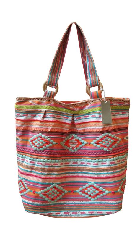 Tas Wanita Pria Pouch Boho Style 2 43 best images about strandtas on trapillo bags and straw bag
