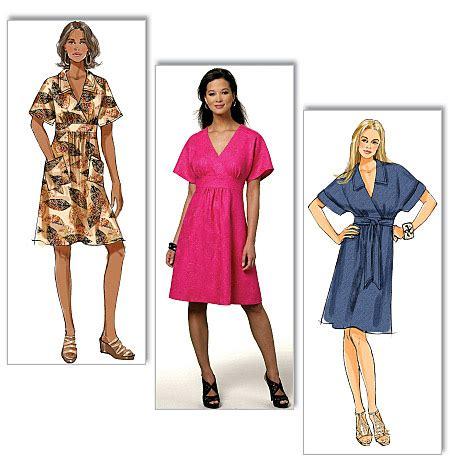 pattern review butterick butterick 5640 misses dress